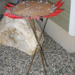 Teeth Plant Stand