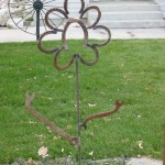 Open Horshoe Flower
